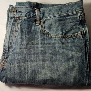 Gap Blue Denim Loose Fit Jeans